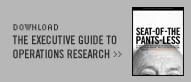 Download The Executive Guide to Operations Research